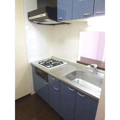 【キッチン】セントロイヤルクラブ新大阪