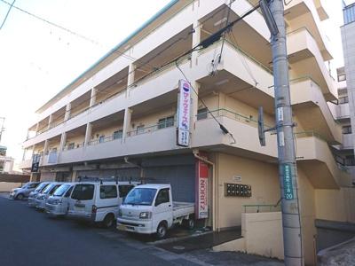 【外観】マンション駅南