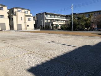 【外観】小谷場駐車場