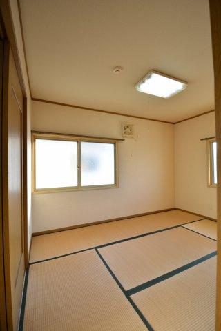 【和室】ロイヤルコーポ長崎