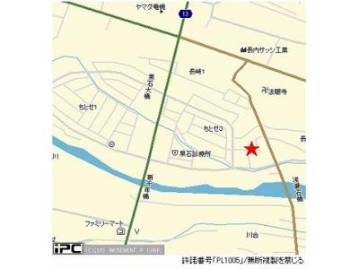 【地図】ロイヤルコーポ長崎