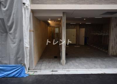 【エントランス】エトワール飯田橋