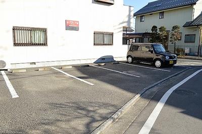 【駐車場】ルーラル大神
