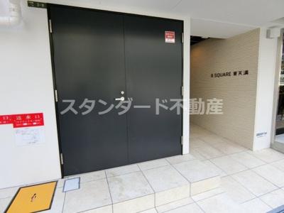 【エントランス】RSQUARE東天満