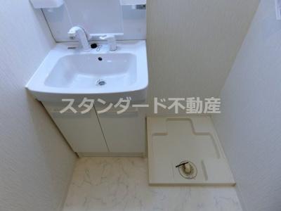【洗面所】RSQUARE東天満
