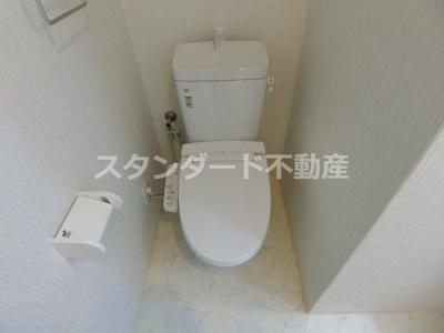 【トイレ】RSQUARE東天満