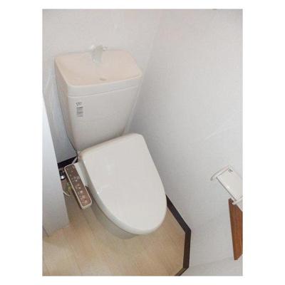 サニング本町のトイレ