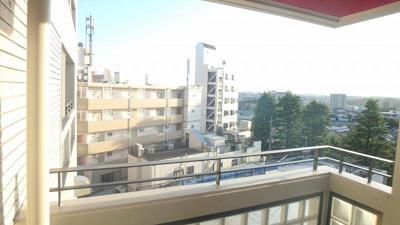 【展望】百合ヶ丘シティタワー