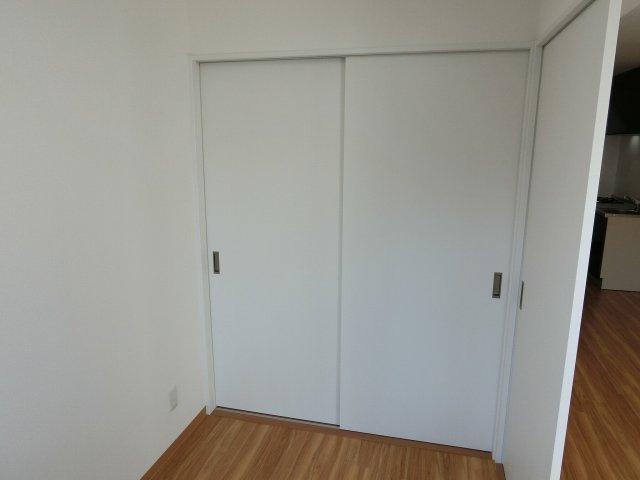エルピス柏原 寝室