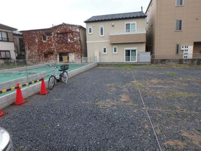 【外観】古川駐車場(バイク)