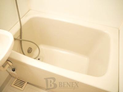 パークホームズ市谷薬王寺セントガレリアのお風呂です