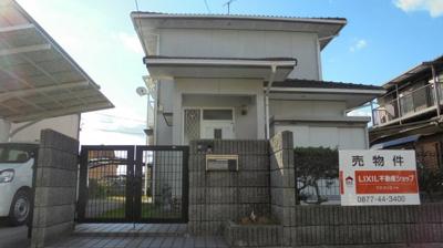 【外観】飯山町西坂元中古住宅