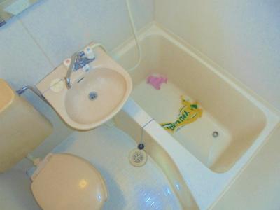 【浴室】TAMAハイツ