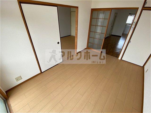 パティオ国分(柏原市国分市場) トイレ