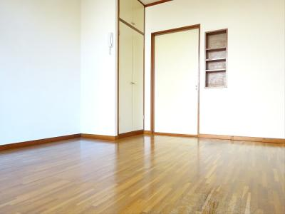 【居間・リビング】コーポレット羽根木