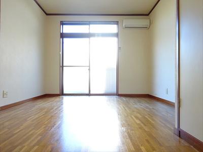 【寝室】コーポレット羽根木