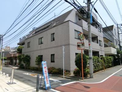 【外観】ライオンズマンション高田馬場第2