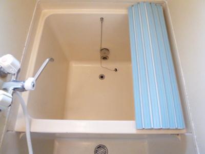 【浴室】芝龍ハイツ