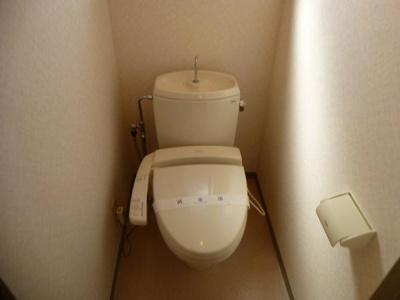 【トイレ】クレールヴィラ箕面