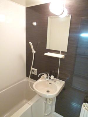 【浴室】新大阪エクセルハイツ