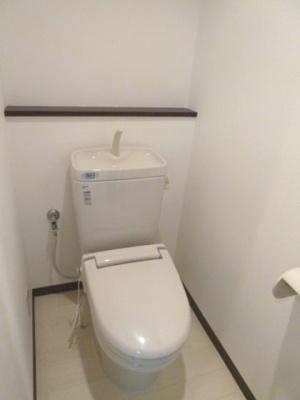 【トイレ】新大阪エクセルハイツ