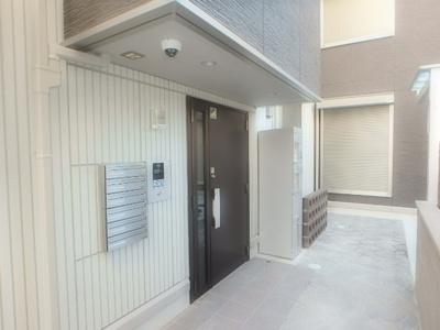 【エントランス】Maison confort 甲子園