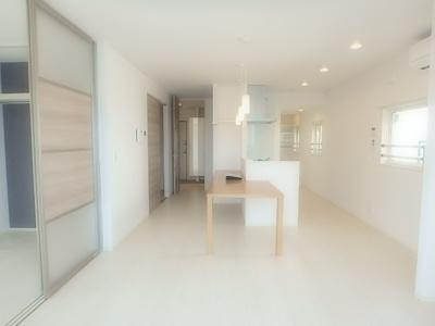 【居間・リビング】Maison confort 甲子園