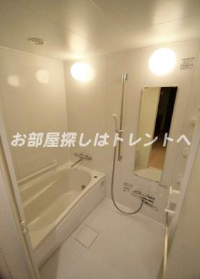 【浴室】高田馬場パークホームズ
