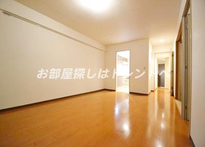 【居間・リビング】高田馬場パークホームズ