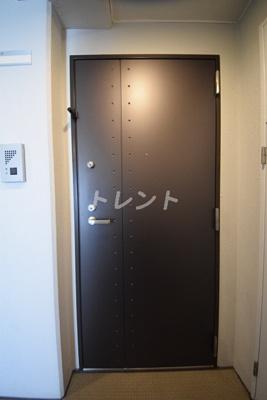 【玄関】コンフォリア神楽坂