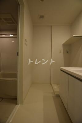 【洗面所】コンフォリア神楽坂