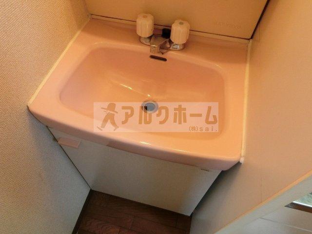 ユース春日台(大阪教育大前駅) 独立洗面台