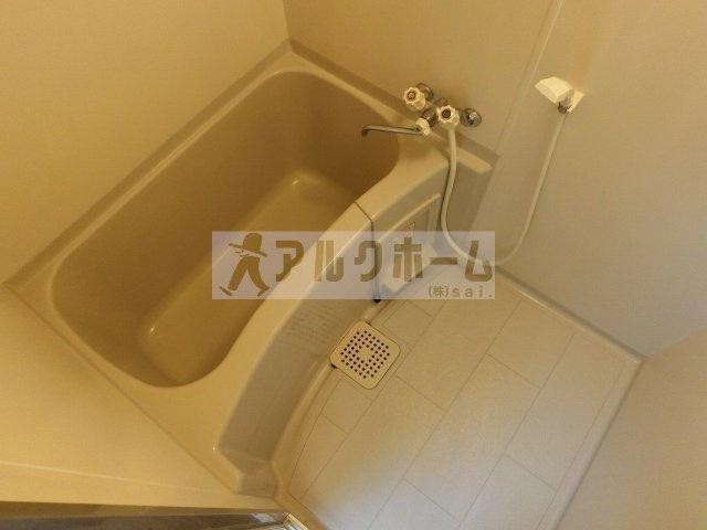 ユース春日台(大阪教育大前駅) 浴室