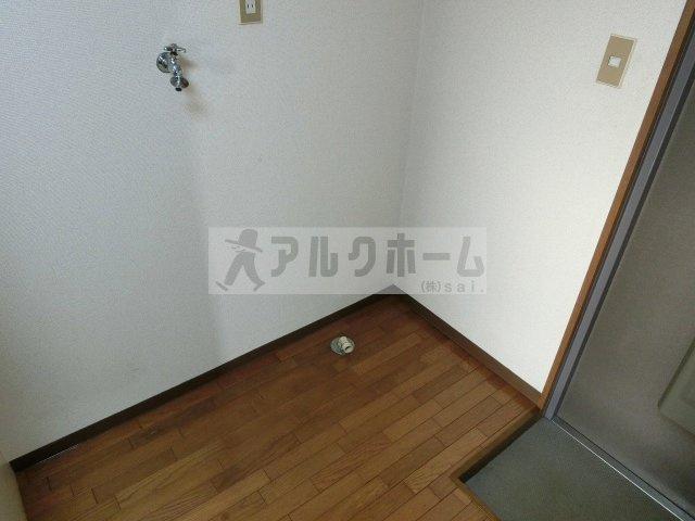 ユース春日台(大阪教育大前駅) 室内洗濯機置場