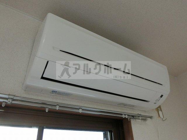 ユース春日台(大阪教育大前駅) エアコン