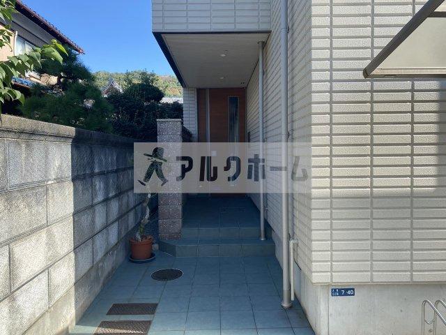 メゾンメルヴェイユ(堅下駅・JR柏原駅) 建物外観