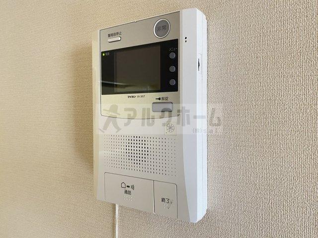 メゾンメルヴェイユ(柏原市大県) 浴室乾燥機
