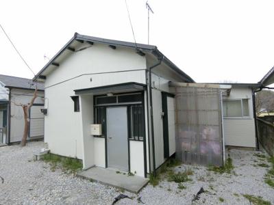 【外観】矢島様平屋