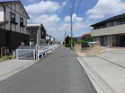 【周辺】高崎市下之城町 中古一戸建