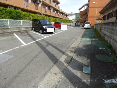 【駐車場】第一ガーデンハイツ