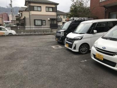 【駐車場】ステーションコーポ西大津