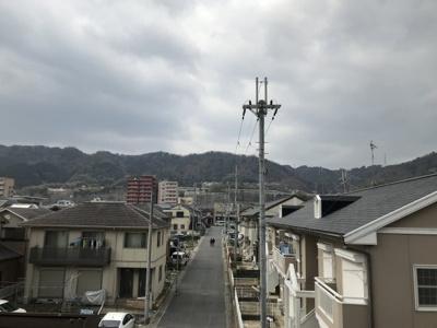 【展望】ステーションコーポ西大津