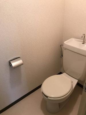 【トイレ】ステーションコーポ西大津
