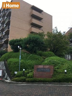 10階建ての9階部分のため、眺望良好です!
