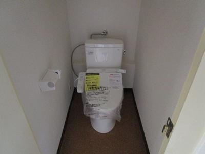 トイレ改装済み