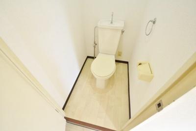【トイレ】シャトー高見の里
