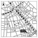 【地図】マンションタキザワ