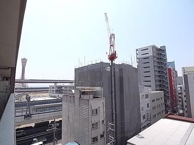 【展望】エステムプラザ神戸元町海岸通
