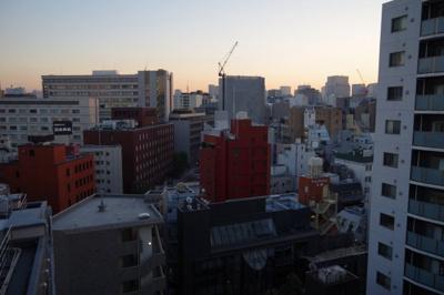 【展望】アーバンキューブ九段南