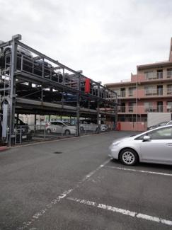 エフローレ北越谷ネクステージ ●駐車場に車を止められます